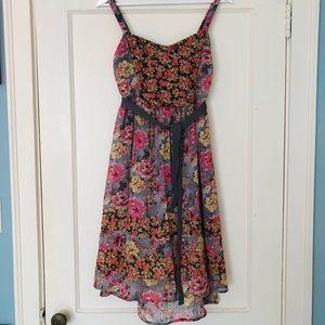 Mudd Floral Dress: